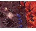Starcraft 2 Brood Lord - Brood Lords put Terran base to sword