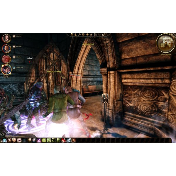 Dragon Age: Origins - Ruined Temple - Sacred Ashes of Andraste