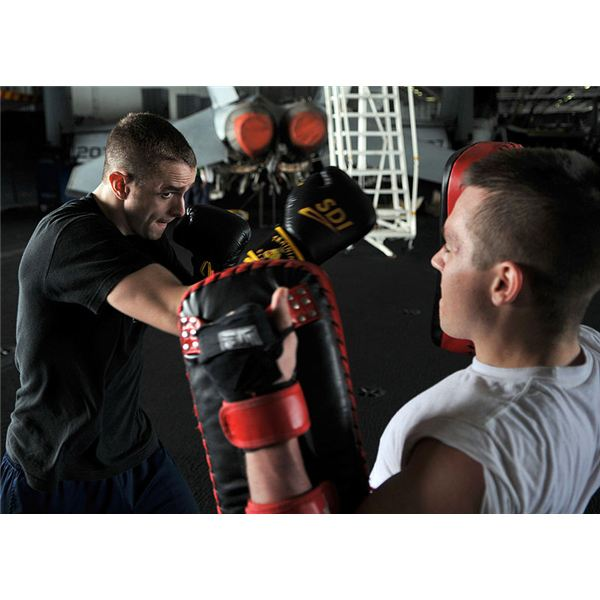 Which Martial Art is Right For You? - Photo taken by James Evans (US Navy)
