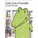 Lyle, Lyle Crocodile Book Jacket