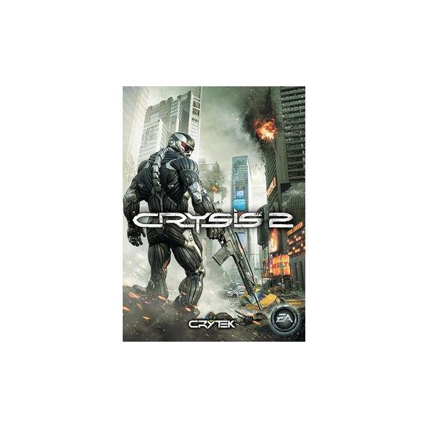 Crysis 2 Preview - 360/PS3/PC