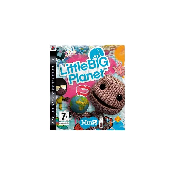 Guide to the Little Big Planet Trophies for PS3