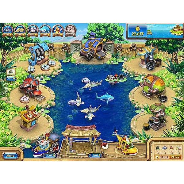 Farm Frenzy  Gone Fishing  Game Hints and Tips