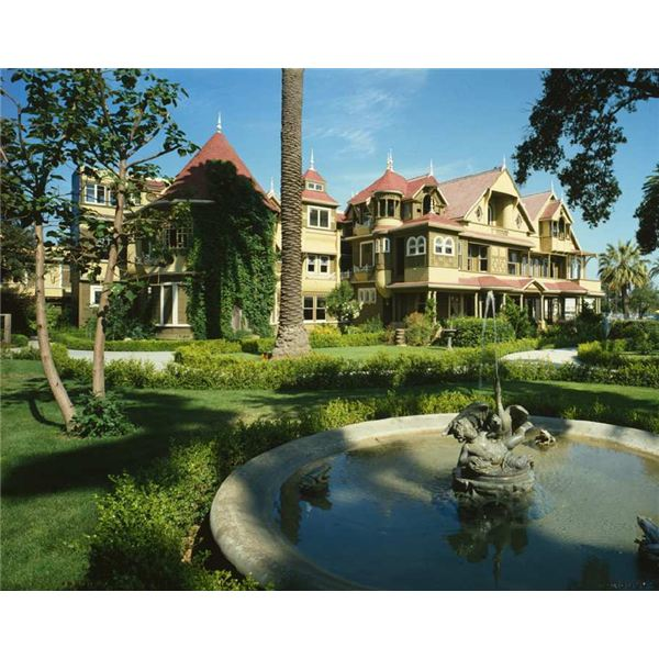 Sarah Winchester and Her Mystery House