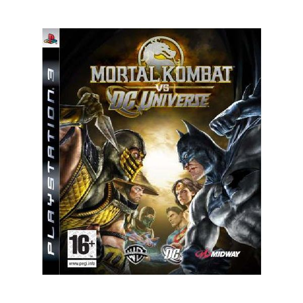 How To Do The Fatalities In Mortal Kombat Vs Dc Universe