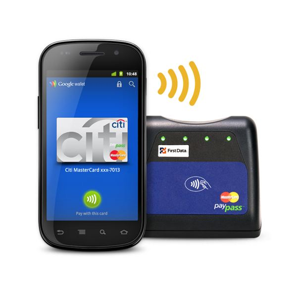 Google Wallet and phone terminal