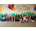 YMCA Art Mural