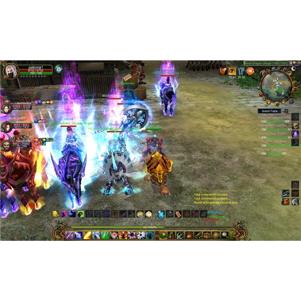 Guide to In Game Chat for Talisman Online