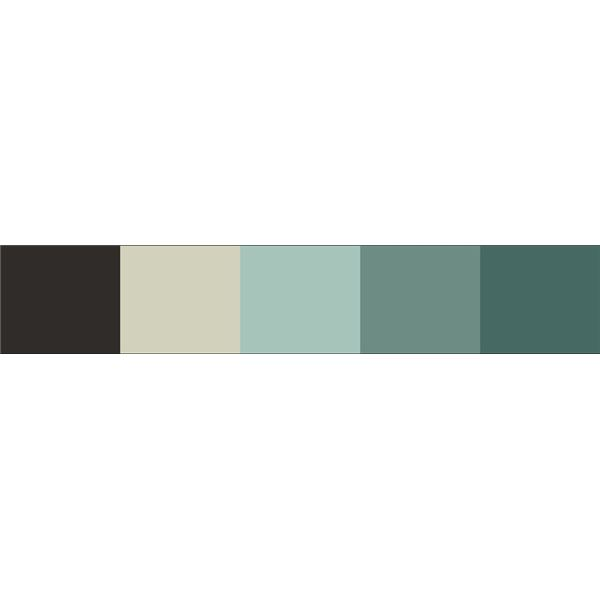 Birth Months and Color Palettes Based on Birthstones