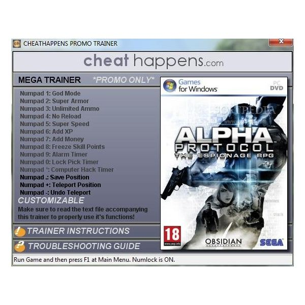 alpha protocol save game download