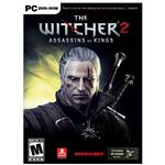 The Witcher 2 Assassins of Kings cover