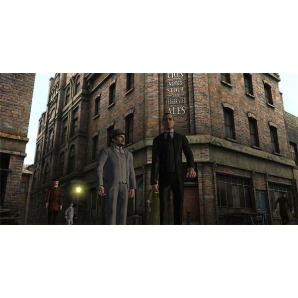 Review of Sherlock Holmes Game for PC