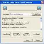 Internet Speed Test Diagnostics