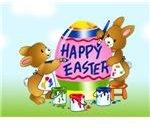 Easter Egg Painting Wallpaper