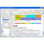 Free Office Software for Mac - OpenOffice.Org Writer User Interface