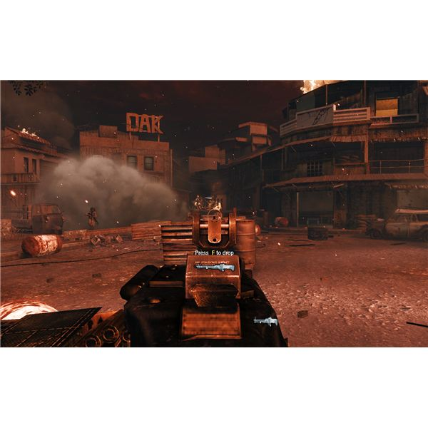 Call of Duty: Black Ops Walkthrough - Defending the Evac Zone