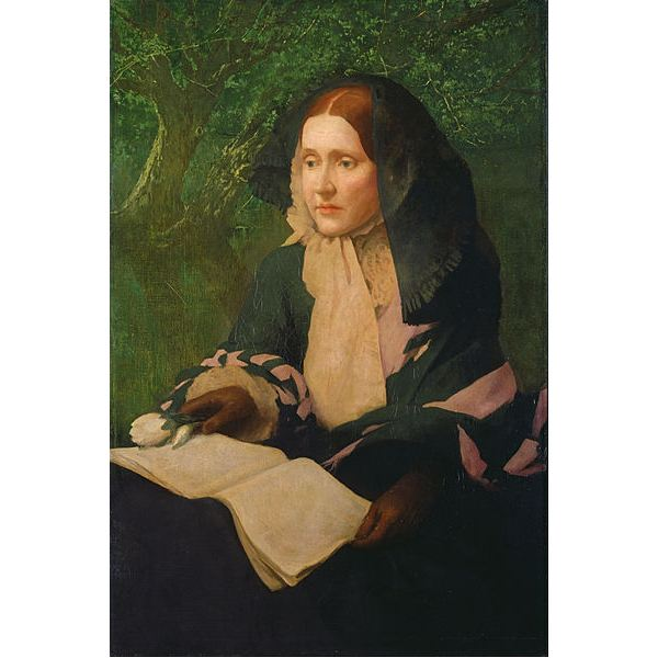 John Elliott - Julia Ward Howe - Google Art Project