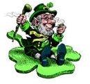 Christmas Graphics Plus Leprechaun Clipart