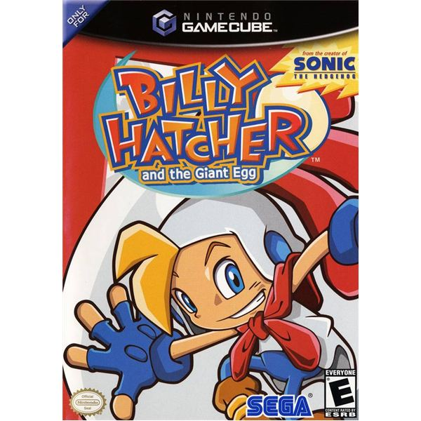 Billy Hatcher and the Giant Egg Review for Nintendo Gamecube