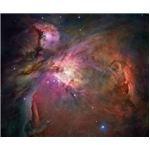 Hubble's image of the Orion Nebula. Credit: NASA