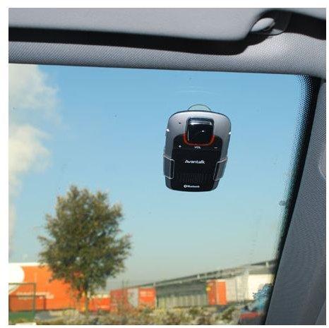 Avantalk SundayPro Solar Handsfree Bluetooth Car Kit