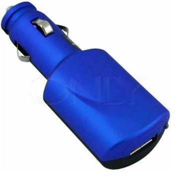 Ifrogz Voltz Series USB Blue Car Charger