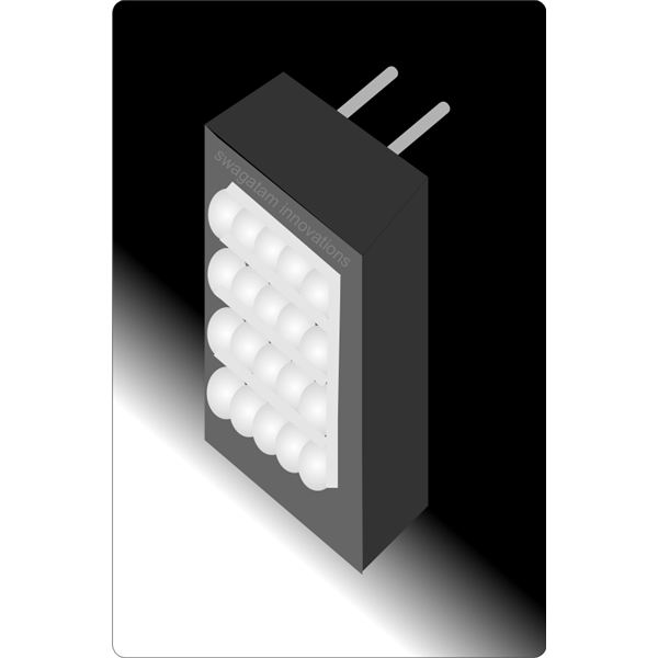 Emergency Rechargeable Light, Image