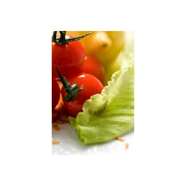 Tomatoes and Lettuce FDP Credit Pixomar