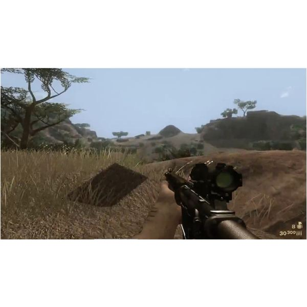 Far Cry 2 Guide - Training Before the Faction Missions