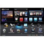 Samsung Smart Hub on TV