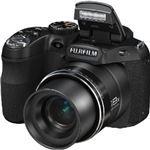 FujiFilm FinePix S2950 flash