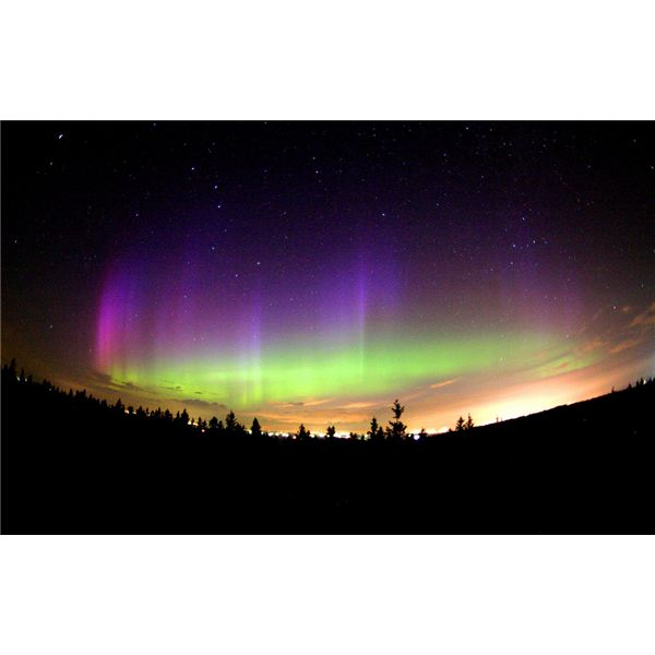 Northern Lights by Philippe Moussette