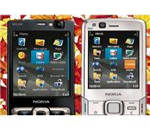 Nokia N95 8G and Nokia N82 Interface