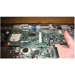 Dell Laptop Motherboard Removal