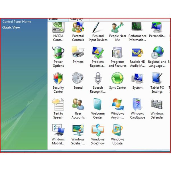 How to Share Files and Folders in Windows Vista Home