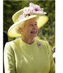 Queen Liz likes her title