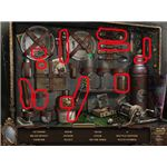 Electrical Room - hidden object area