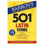 501 Latin Verbs by Prior and Wohlberg