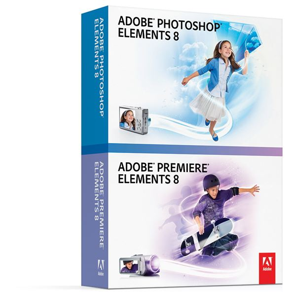 Photoshop and Premiere Elements 8 Bundle