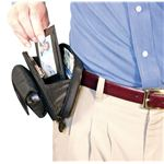 PDA Skins Horizontal Organizer on hip