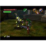 Master Quest features tougher dungeon designs for Ocarina of Time.