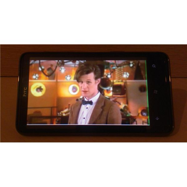 Doctor Who on Windows Phone 7 - thanks to free YouTube app!