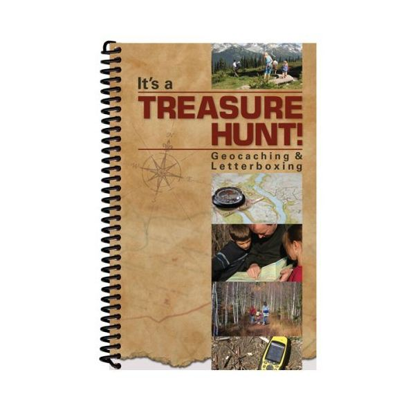 Letterbox and Geocache book