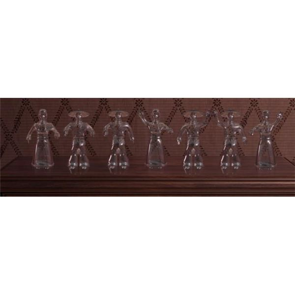 Unsolved Figurines