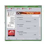 ATI Driver User Interface
