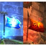Warsong Gulch Flag Capture for Experience