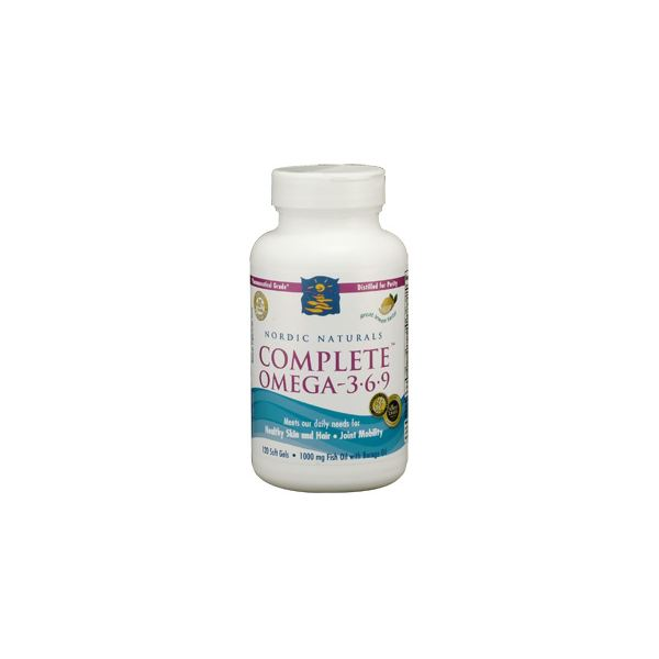Supplement Review: Complete Omega 3 6 9 - Joint Paint Relief, Immune System Boost Supplement
