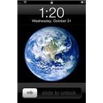 iPhone OS: Slide to Unlock