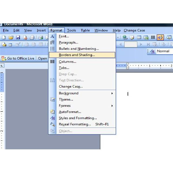 How to create a flyer in microsoft word paragraph 2 second toneelgroepblik