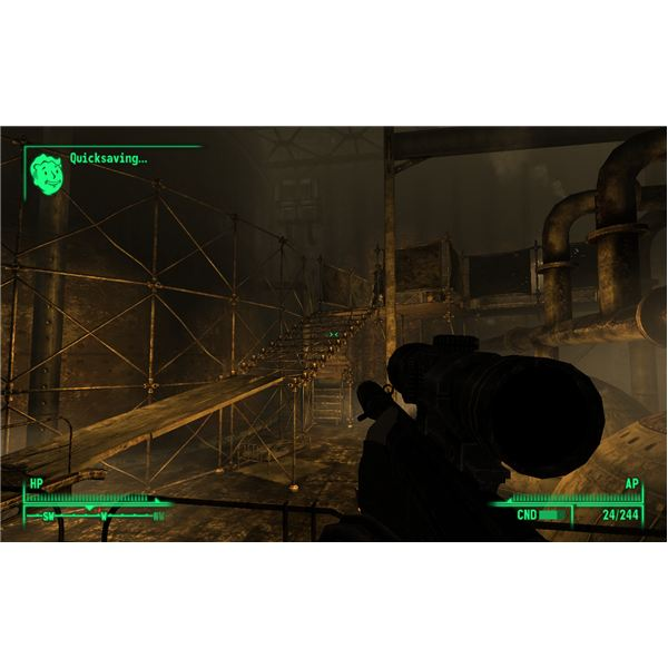 Fallout 3: The Pitt - Wernher's Got Nowhere to Run